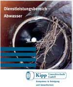 Broschüre Kipp Umwelttechnik