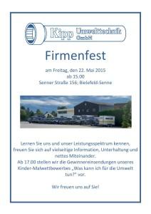 Firmenfest