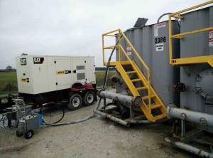 Tankreinigung mittels neuer Systemkombination aus JetMaster und JetPower
