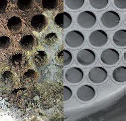 Reinigung und Beschichtung von Rohren innerhalb oder außerhalb der Produktionslinie