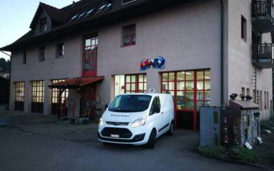 FilterMaster jetzt auch in der Schweiz im Einsatz – mycon liefert Filterreinigungssystem an Puraclean
