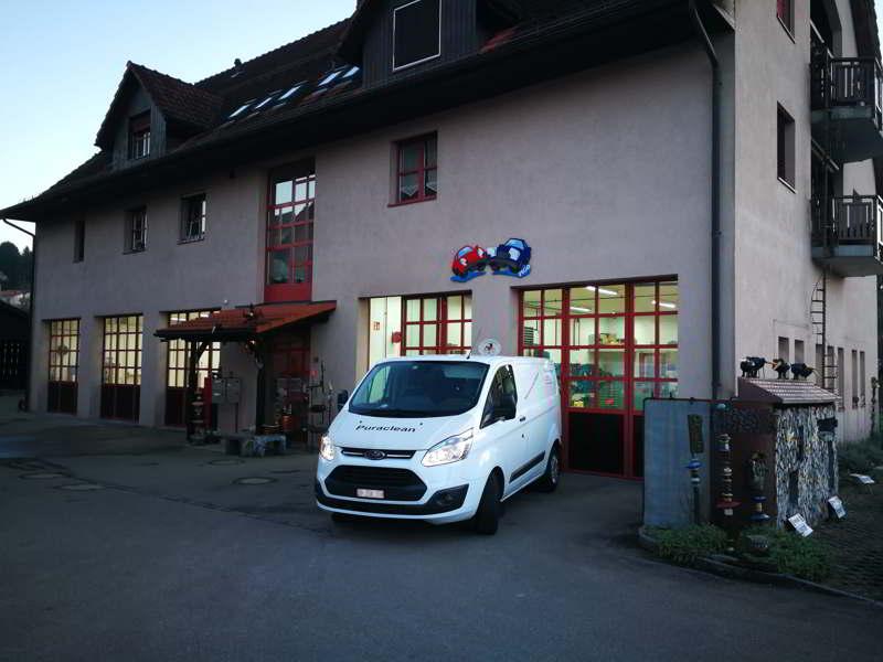 Werkstatt_Puraclean_Oberhasli_Schweiz